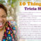 10 Things About Tricia Hercules