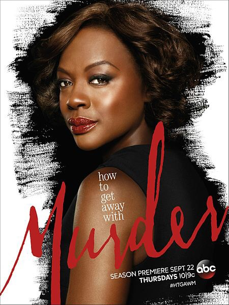 How to Get Away with Murder season 3 promotional poster.
