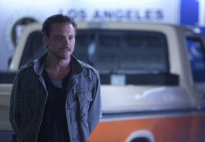 "LETHAL WEAPON: Clayne Crawford in the ""Surf n Turf"" episode of LETHAL WEAPON airing Wednesday, Sept. 28 (8:00-9:00 PM ET/PT) on FOX. ©2016 Fox Broadcasting Co. CR: Jordin Althaus/FOX"