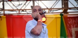 The Digicel Barbados Reggae Festival