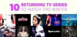 10 Returning Series To Watch This Winter