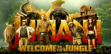 'Jumanji: Welcome to the Jungle' Film Review