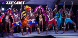 Betty West: Soca Royalty Band Launch 2018