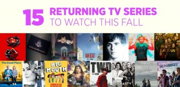 15 Returning TV Series to Watch This Fall