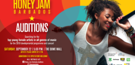MEDIA RELEASE: Honey Jam Auditions this Saturday, September 22, 5pm @ Dome Mall!