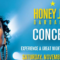 MEDIA RELEASE: Don't Miss the Honey Jam Concert Saturday, November 17 at Frank Collymore Hall!