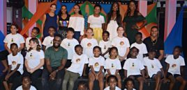 MEDIA RELEASE: Children's Essay Contest Winners For Good Deeds Announced At Joy! Event