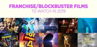 Franchise/Blockbuster Films to Watch in 2019