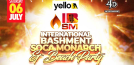 Second International Bashment Soca Monarch Semi-Finalists Announced