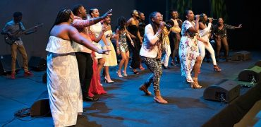 MEDIA RELEASE: Honey Jam Artists Plead For End To Violence In Powerful Finale Performance