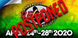 MEDIA RELEASE: MEDIA STATEMENT FROM FAS PROMOTIONS ON THE BARBADOS REGGAE FESTIVAL 2020